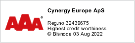 Our company is credit worthy according to Bisnode's credit assessment system that is based on a number of decision rules. This credit rating is updated on a daily basis, and always shows the current rating and date.